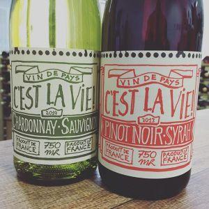 C'est La Vie Vinho Francês