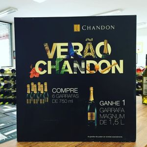 Chandon Pack Promocional
