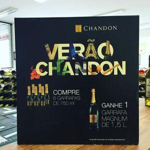 Chandon Pack Promocional