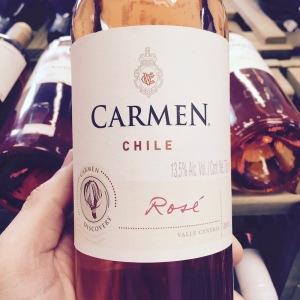 Carmen Classic Rose