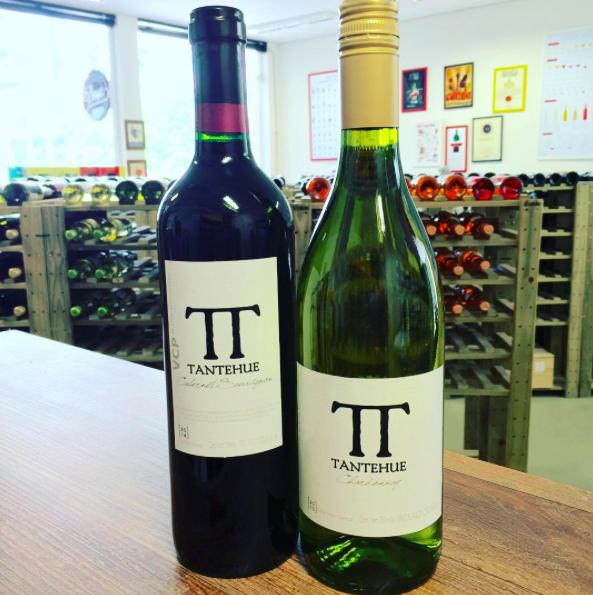 Vinho Chileno Tantehue Cabernet Sauvignon / Chardonnay